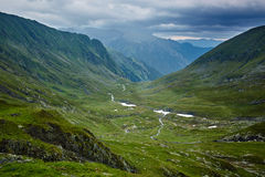 Paisagem do verão de Mountaineous Imagem de Stock Royalty Free
