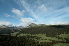 Paisagem em Andorra Imagem de Stock Royalty Free