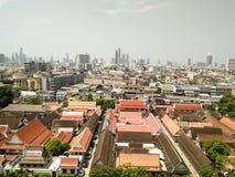 Paisagem em Banguecoque imagem de stock royalty free