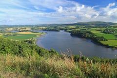 Paisagem em Brittany France Imagens de Stock