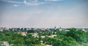 Paisagem em Chernihiv Imagem de Stock