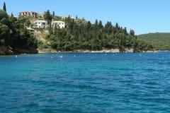 Paisagem em Greece Fotos de Stock