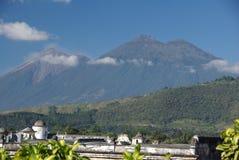 Paisagem em Guatemala Fotos de Stock