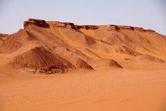 Paisagem em Líbia Imagem de Stock