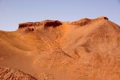 Paisagem em Líbia Imagem de Stock Royalty Free