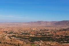 Paisagem em Marrocos Fotografia de Stock Royalty Free