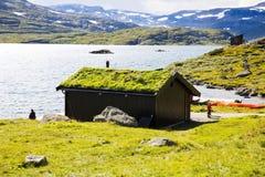 Paisagem em Noruega Fotos de Stock