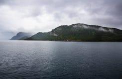 Paisagem em Noruega Imagens de Stock Royalty Free