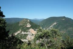 Paisagem em Pyrenees Fotografia de Stock Royalty Free
