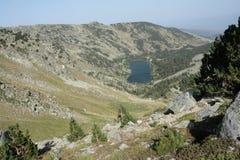 Paisagem em Pyrenees Imagens de Stock