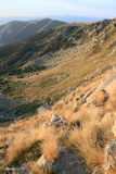 Paisagem em Pyrenees Orientales, França Imagem de Stock Royalty Free