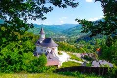 Paisagem em Romania imagem de stock royalty free