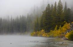 Paisagem gigantesca dos lagos Fotos de Stock