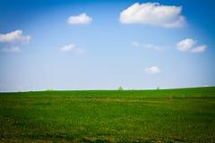 A paisagem gosta de Windows XP foto de stock