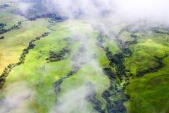 Paisagem grande da ilha Foto de Stock Royalty Free