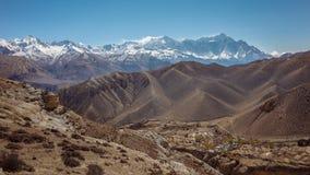 Paisagem Himalaia Foto de Stock