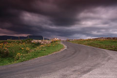 Paisagem irlandesa Fotos de Stock