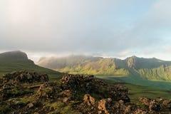 Paisagem islandêsa Imagem de Stock