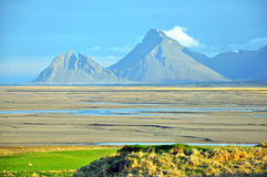 Paisagem islandêsa Imagem de Stock Royalty Free