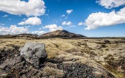 Paisagem islandêsa Fotos de Stock Royalty Free