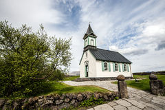 Paisagem islandêsa Fotografia de Stock Royalty Free