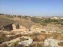 Paisagem libanesa Fotografia de Stock