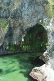 Paisagem litoral Fotos de Stock