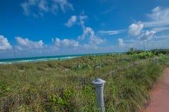 Paisagem litoral Fotografia de Stock Royalty Free