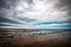 Paisagem litoral Imagem de Stock