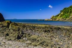 Paisagem litoral australiana Fotos de Stock