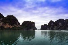 Paisagem longa do Ha. Imagens de Stock