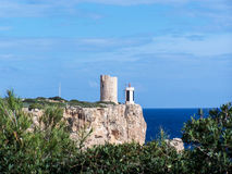 Paisagem Mallorca Foto de Stock Royalty Free