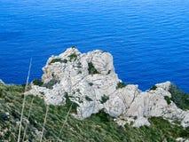Paisagem Mallorca Fotografia de Stock Royalty Free