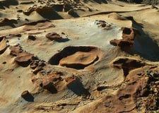 Paisagem marciana Fotos de Stock