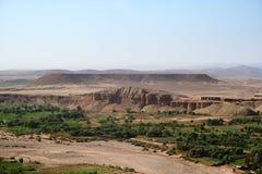 Paisagem marroquina Foto de Stock