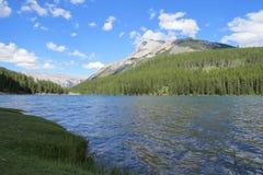 Paisagem natural de Banff Foto de Stock Royalty Free