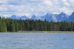 Paisagem natural de Banff Imagens de Stock Royalty Free