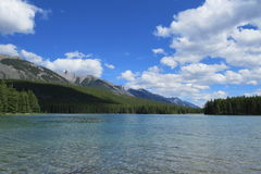 Paisagem natural de Banff Imagem de Stock Royalty Free