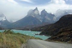 Paisagem no Chile Fotos de Stock