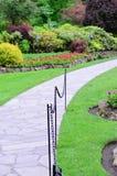Paisagem no jardim do butchart Fotografia de Stock