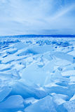 Paisagem no Lago Baikal foto de stock royalty free