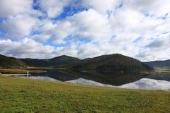 Paisagem no parque nacional Imagens de Stock