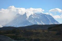 Paisagem no Patagonia o Chile Fotografia de Stock Royalty Free