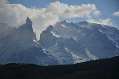 Paisagem no Patagonia o Chile Fotos de Stock Royalty Free