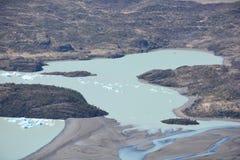 Paisagem no Patagonia o Chile Imagens de Stock Royalty Free