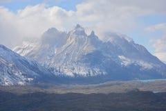 Paisagem no Patagonia o Chile Imagem de Stock Royalty Free