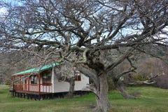 Paisagem no Patagonia o Chile Foto de Stock