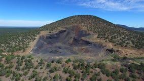 Paisagem o Arizona da montanha de New mexico video estoque