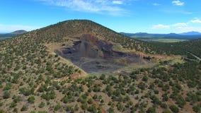 Paisagem o Arizona da montanha de New mexico vídeos de arquivo