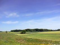 Paisagem - país polonês Foto de Stock Royalty Free
